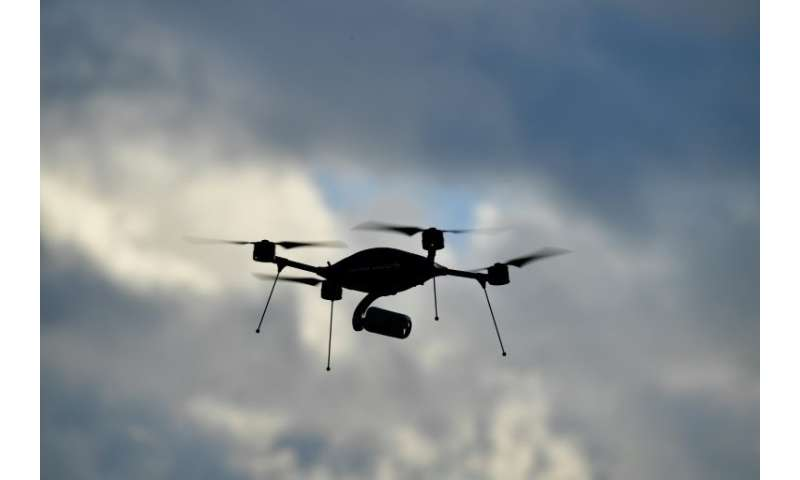 British transport minister Chris Graying said there was no off-the-shelf solution to the threat from drones