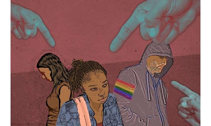 Bullying based on stigma