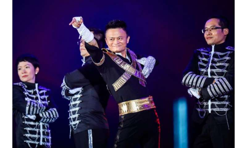 Bumper profits for Jack Ma's e-commerce giant Alibaba were fuelled by successful Singles Day sales