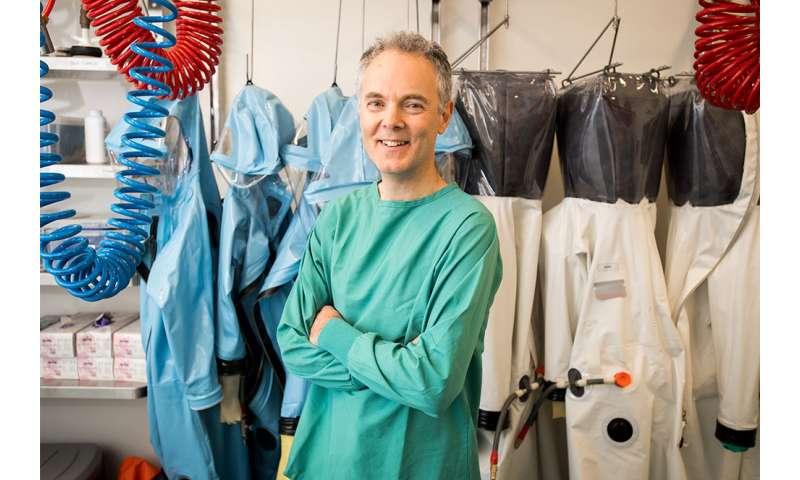 BU study: Modified malaria drug proven effective at inhibiting Ebola