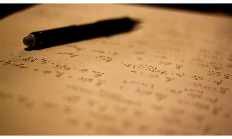 Study finds that mastering prerequisites—not taking calculus in high