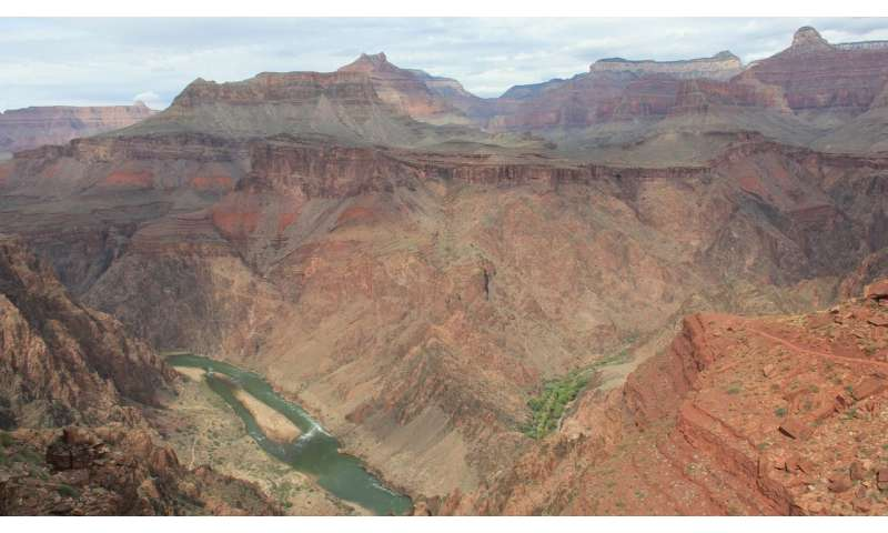 Cambrian Sixtymile Formation of Grand Canyon yields new findings