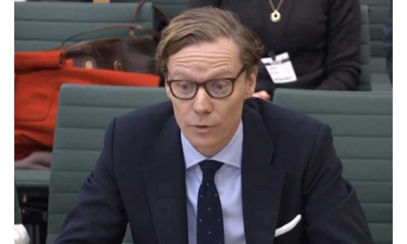 "Cambridge Analytica CEO Alexander Nix has said the firm was ""always acquiring more"" data"
