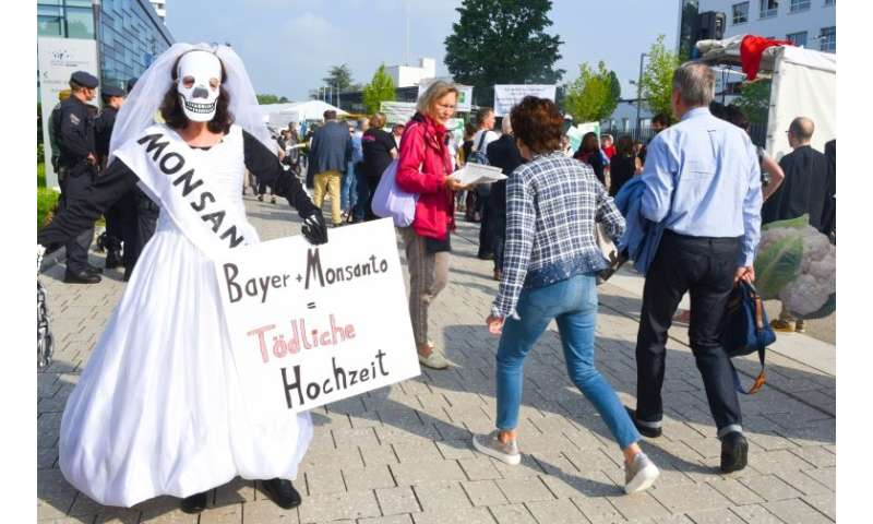 Campaigners have battled for decades against Monsanto and its products, including controversial herbicides like glyphosate, susp