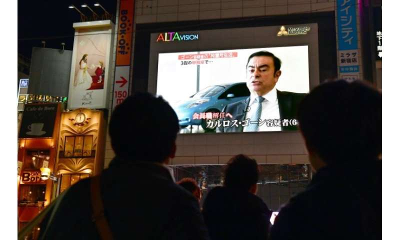 Carlos Ghosn's arrest has thrown up frustrations within Nissan