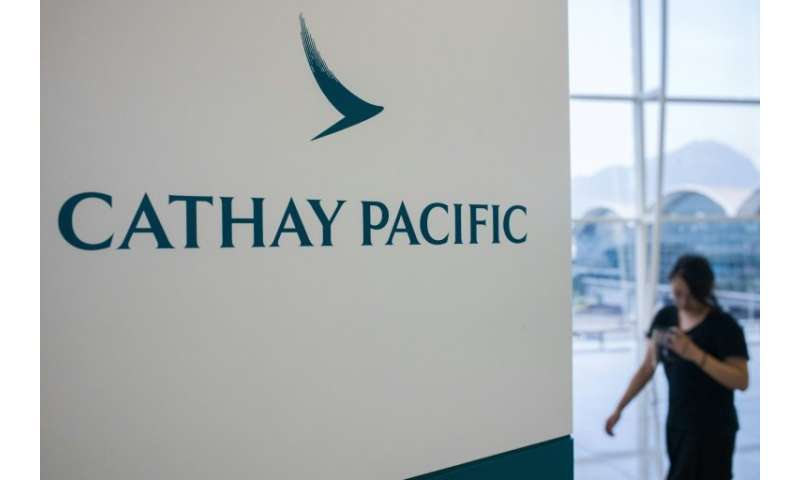 Cathay admitted data including passport numbers, identity card numbers, email addresses and credit card details was accessed