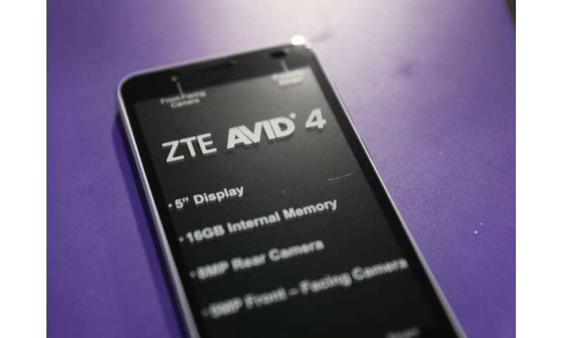 Cell phone manufacturer ZTE, China's number-two smartphone maker, may get a lifeline in a deal worked out by Washington and Beij