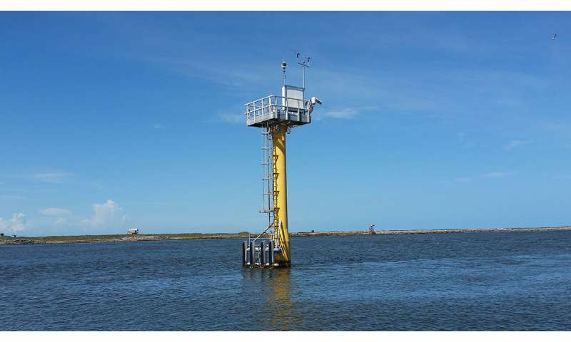 Century of data shows sea-level rise shifting tides in Delaware, Chesapeake bays