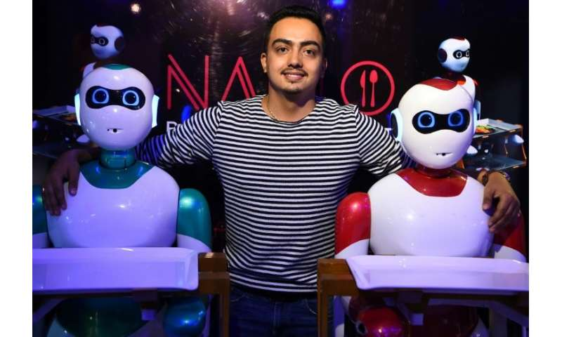 CEO of Paaila Technology  Binay Raut said the restaurant was a testing ground for the robots, which engineers would fine-tune