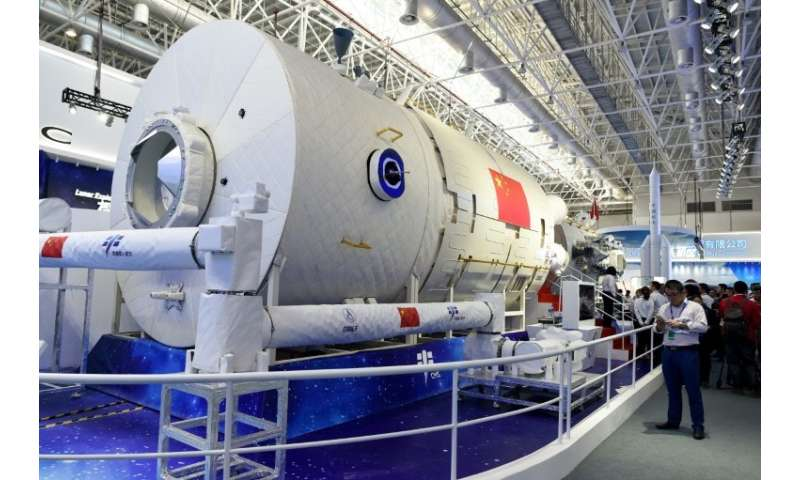 China says its space station will be open to all countries