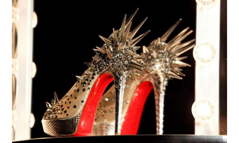 0cacb8560f9 Louboutin wins EU court battle over red-soled shoes