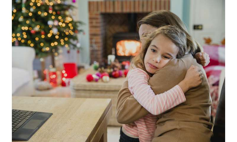 Christmas can be isolating for young carers – they need time to be children