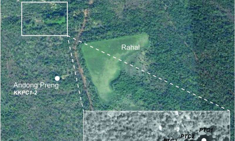 City of Koh Ker was occupied for centuries longer than previously thought
