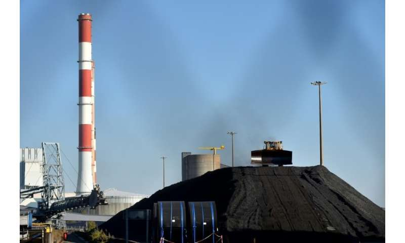 Coal-fired power plants on line or planned in Asia threaten efforts to curb emissions blamed for global warming, the IEA head sa