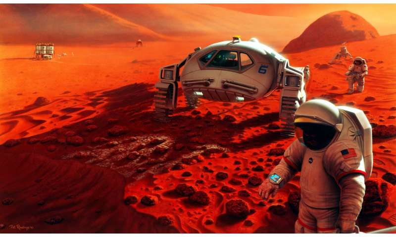 Colonizing Mars means contaminating Mars – and never knowing for sure if it had its own native life