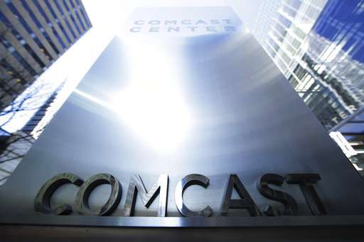 Comcast bid for Fox is next after favorable AT&T ruling