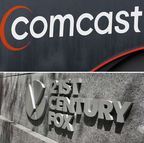 Comcast-Disney fight highlights shifting media landscape