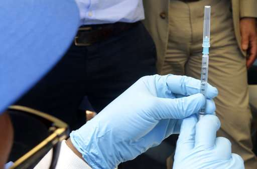 Congo announces 6 new confirmed cases of Ebola virus
