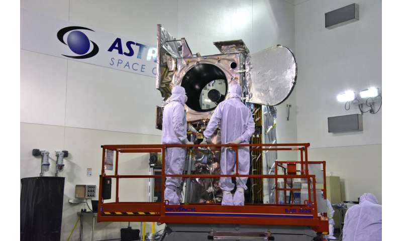 Counting on the NASA-ICESat-2