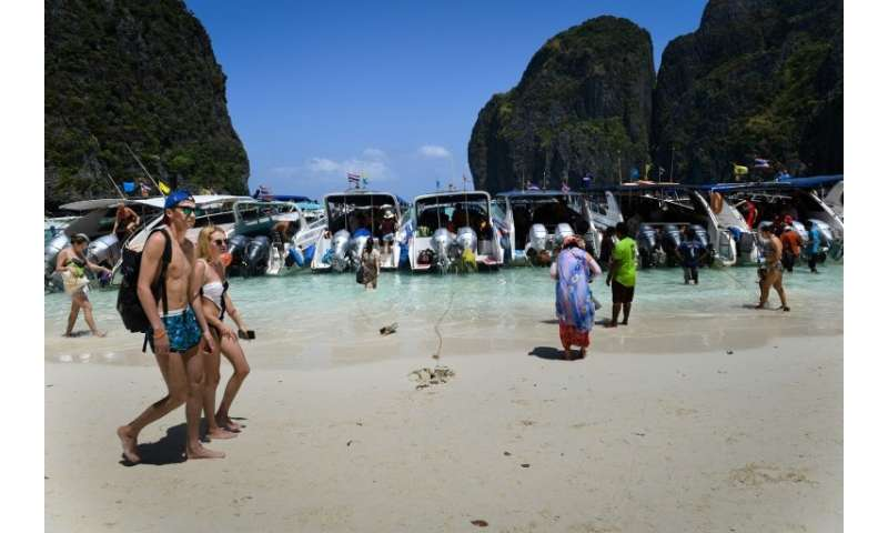 Countries across the region from the Philippines to Indonesia are waking up to the problem of beach tourism overload and the pla