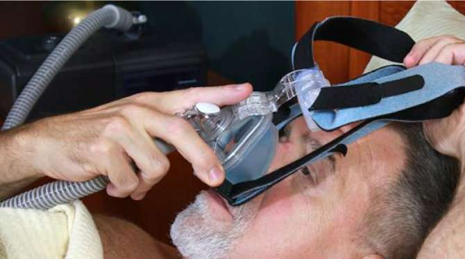 CPAP machines for sleep apnea could decrease heart failure risk