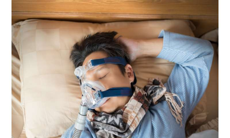 CPAP may reduce resting heart rate in prediabetic patients
