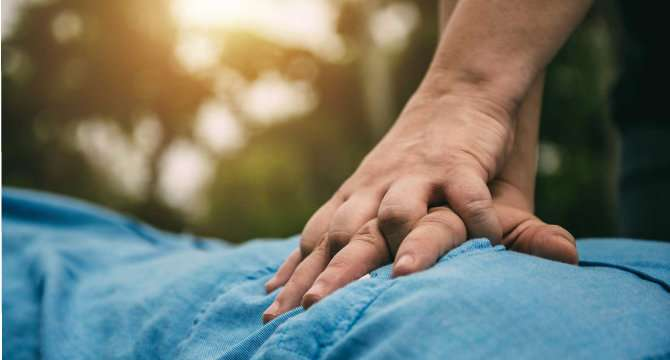 CPR is key to survival of sudden cardiac arrest