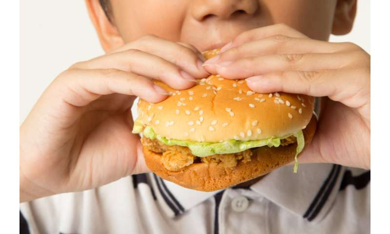 Crime and nourishment – the link between food and offending behaviour