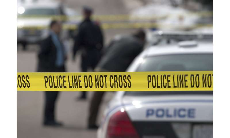 Criminologists find that homicide increases follow predictable fluctuations over past 55 years