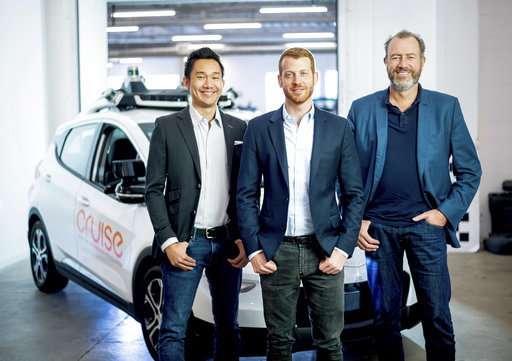 Cruise control: GM's No. 2 exec to run self-driving car unit
