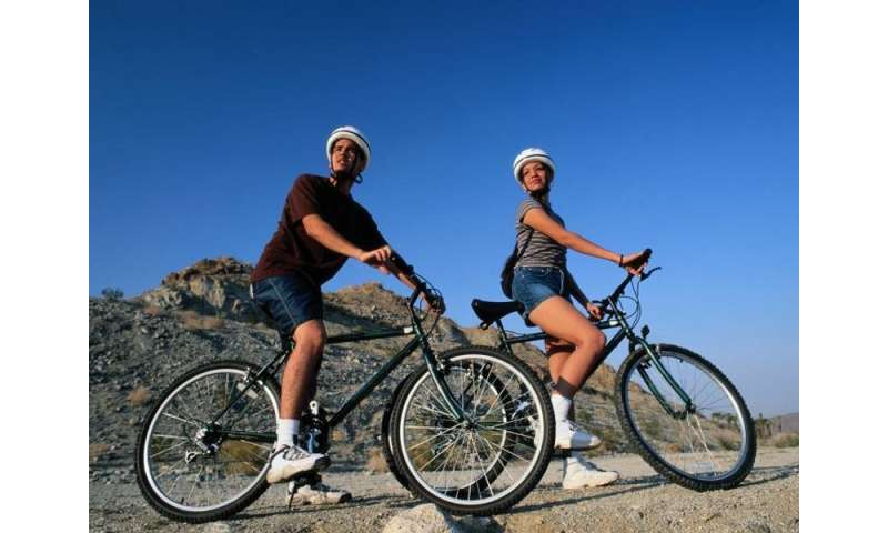 Cycle smartly