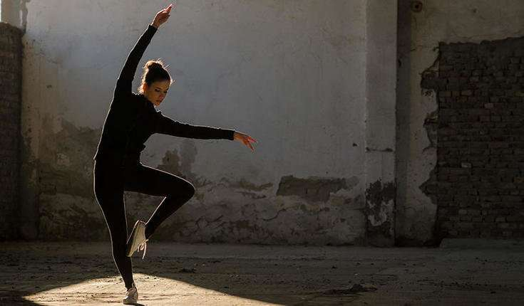 Dancer's brains react quickly to changes in music and display brain frequencies linked to emotion and memory processes