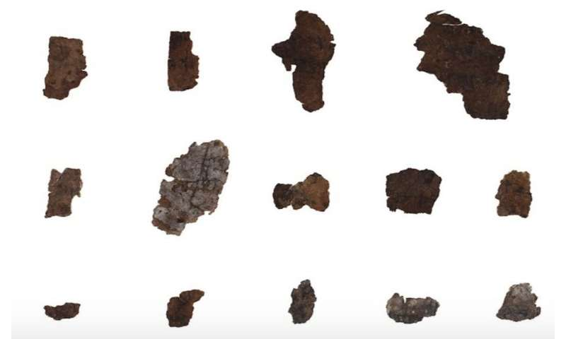 Dead Sea Scrolls deciphered: esoteric code reveals ancient priestly calendar