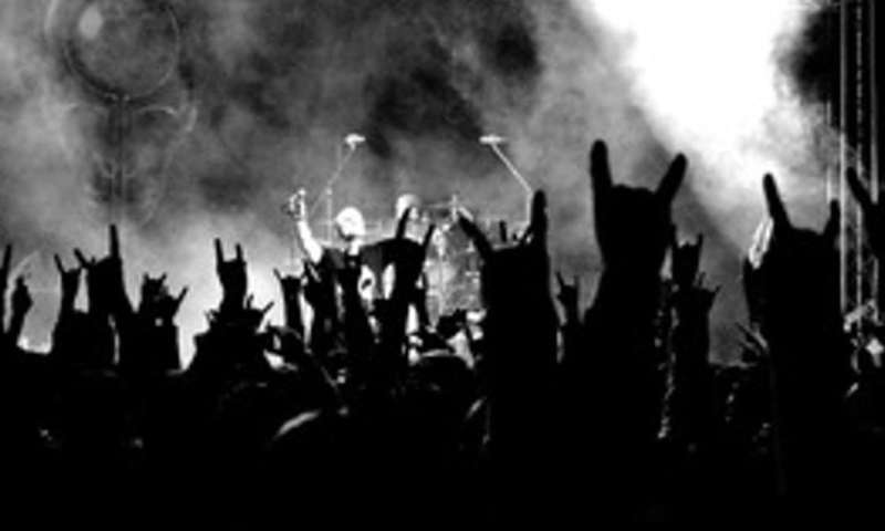 Death metal is often violent and misogynistic yet it brings joy and empowerment to fans