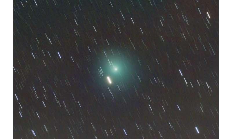 December comet brings back Rosetta memories