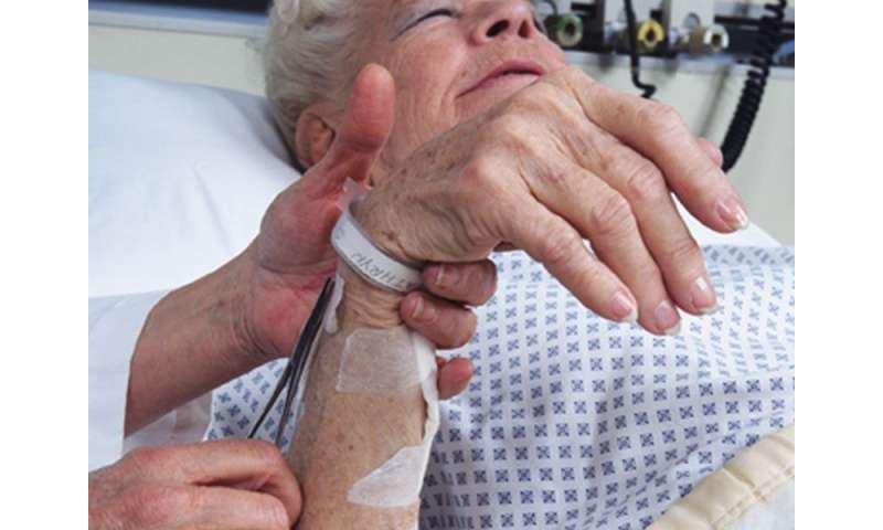 Decline in medicare patients who die in acute care hospitals