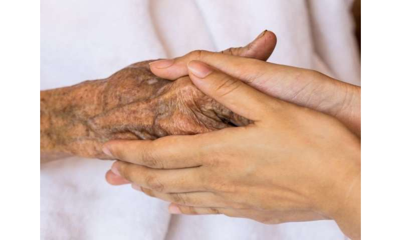 Diabetics may often fare poorly in hospice care