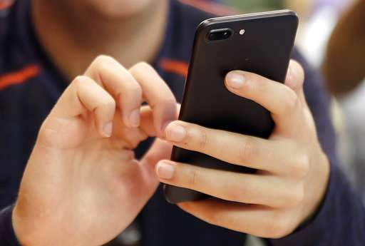 Digital Life: Cutting back on a constant smartphone habit