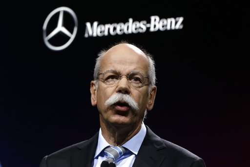 Direct costs of Daimler diesel recall in Europe limited