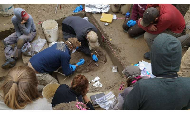 Direct genetic evidence of founding population reveals story of first Native Americans