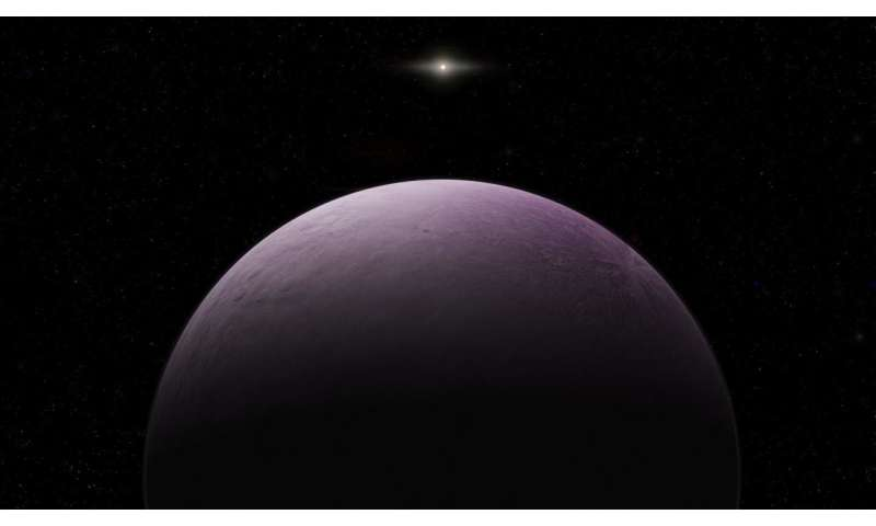 Discovered: The most-distant solar system object ever observed