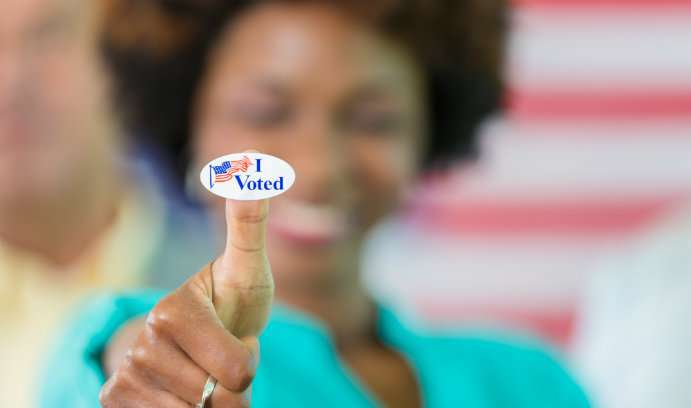 Disenfranchisement study impacts new voting rights laws