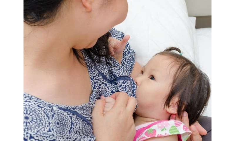Does breastfeeding hormone protect against type 2 diabetes?