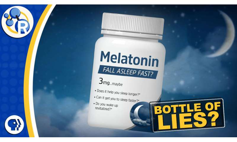 Does melatonin do anything? (video)