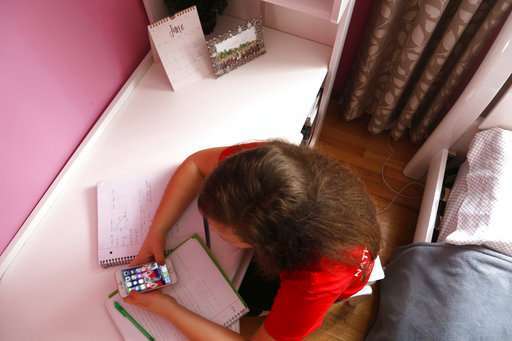 Do you really know what your kid's doing on that device?