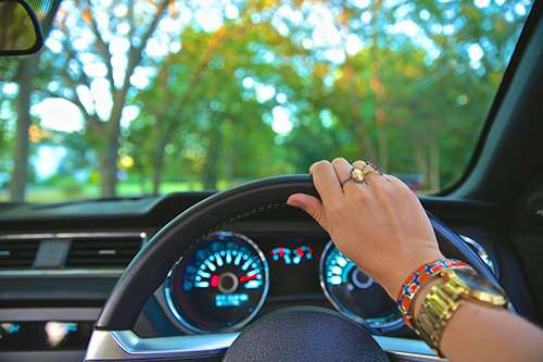 Driving lessons can improve the lives of young people leaving care