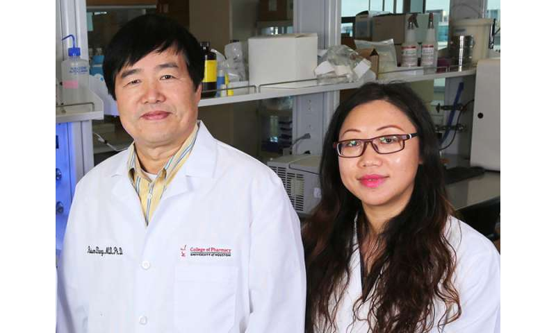 Drug for pancreatic cancer developed by college of pharmacy researchers