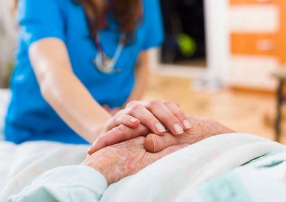 Dying elderly need comforting, not rescuing, says study