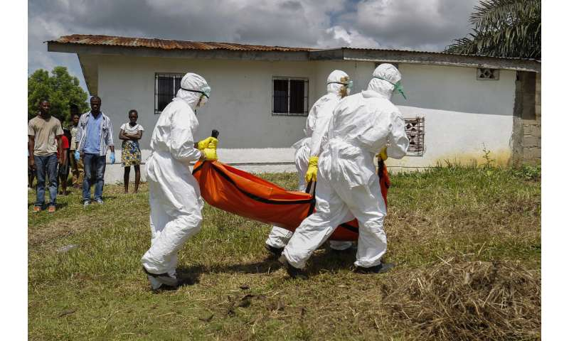 Ebola in the DRC—how a global and local response has been mobilised