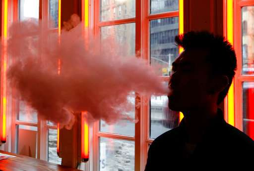 E-cigarette sellers turn to scholarships to promote brands